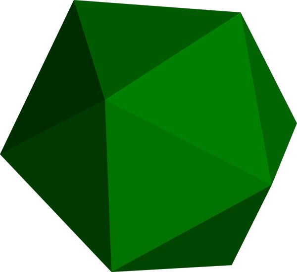 Ikosaeder_web